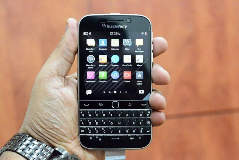 Blackberry Classic 19 770x514 - Blackberry Classic Unboxing .[Image Gallery]