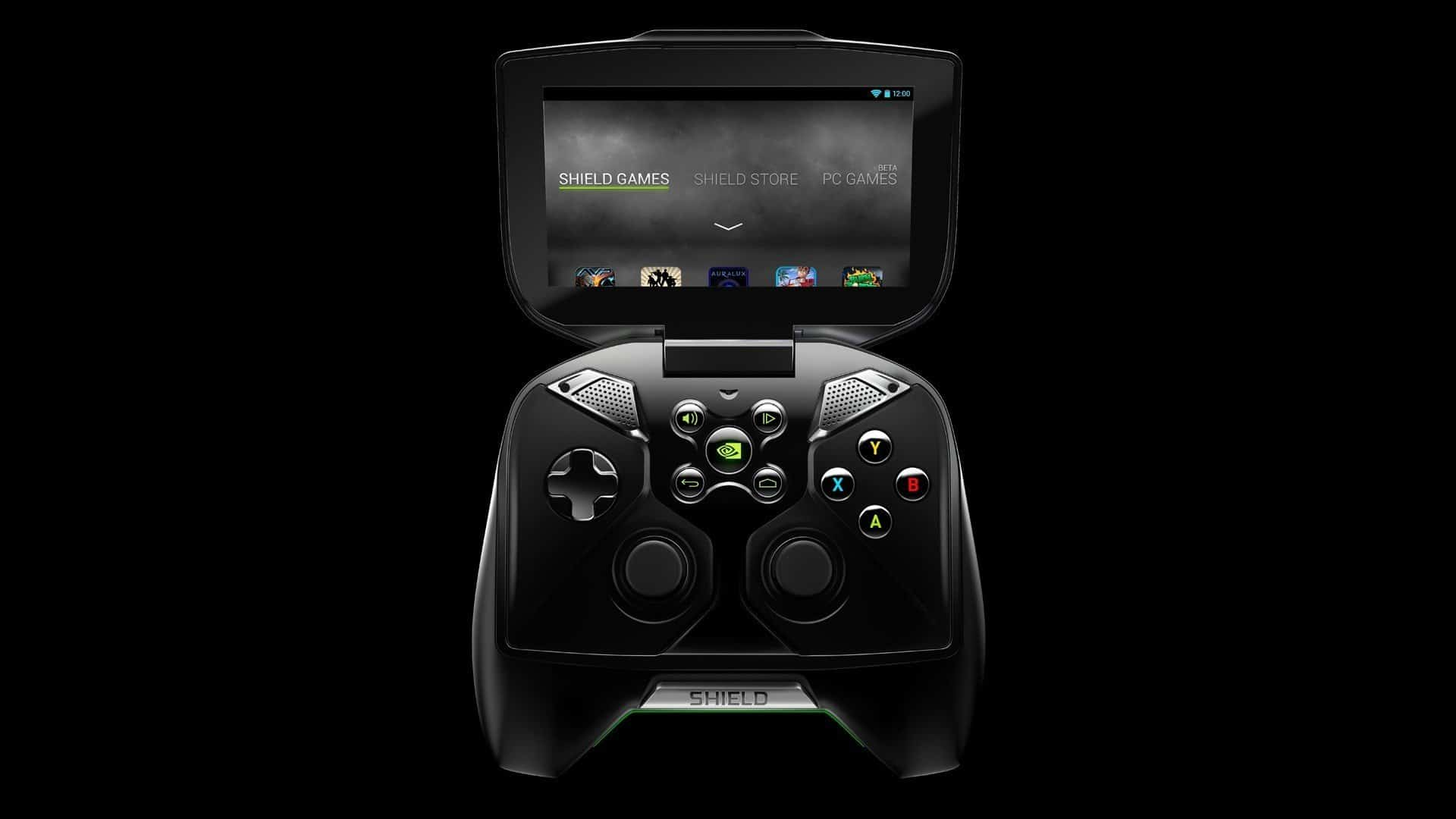 shield top open tegrazone - Nvidia Shield Portable Review Updated