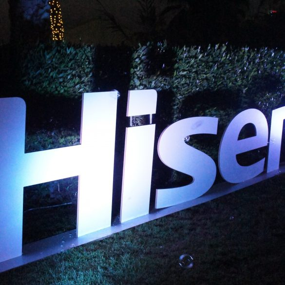 DSC01528 585x585 - Hisense marks Middle East launch of super-sturdy  'King Kong' smartphone