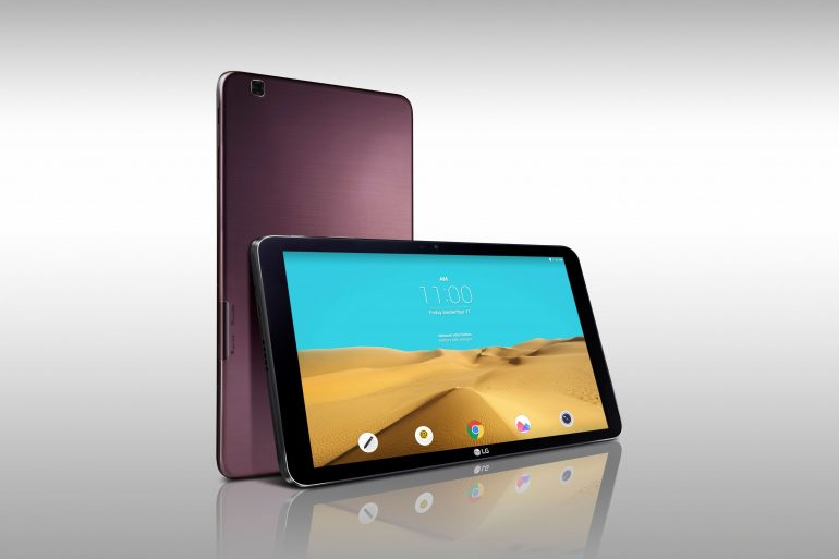 LG G Pad II 10.1 1 770x513 - LG DELIVERS THE PERFECT MULTIMEDIA  COMPANION WITH G PAD II 10.1