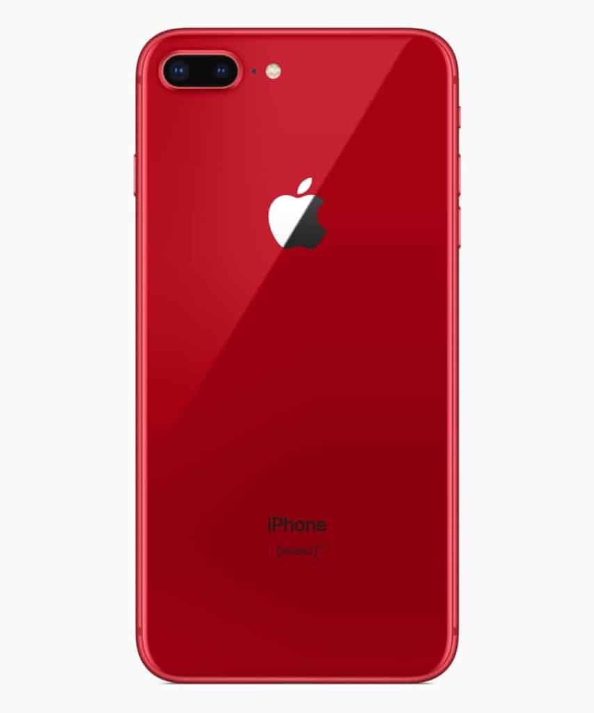 iPhone8PLUS PRODUCT RED back 041018 854x1024 - Apple Introduces iPhone 8 and iPhone 8 Plus RED Special Edition, No iPhone X RED Edition yet