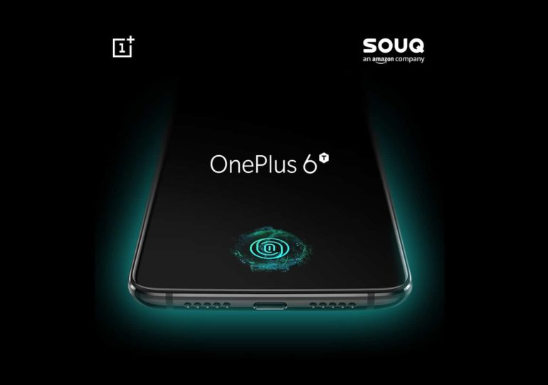 OP6T Souq 770x541 - OnePlus 6T to launch exclusively on SOUQ.com