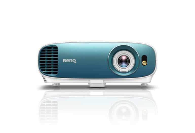 tk800 front 770x527 - BenQ TK800 Projector Review