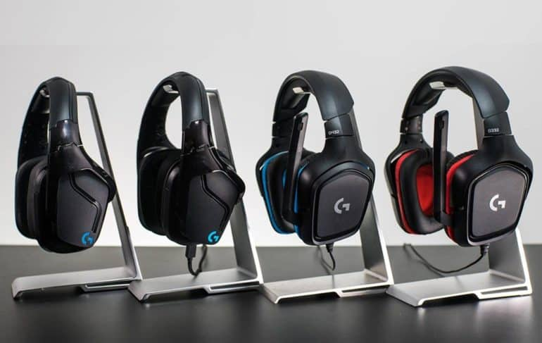 Logitech G's new range of headsets launched, customizable with