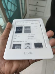 Der neue Kindle 2019 E-Reader Test.
