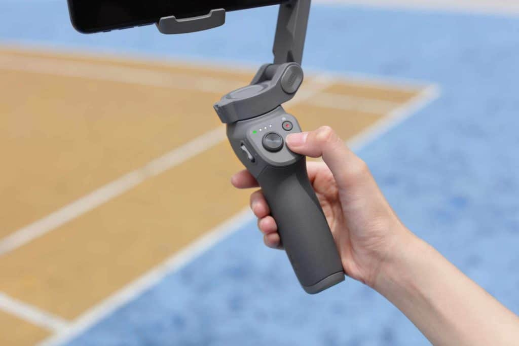 DJI Unveils The Foldable Osmo Mobile 3