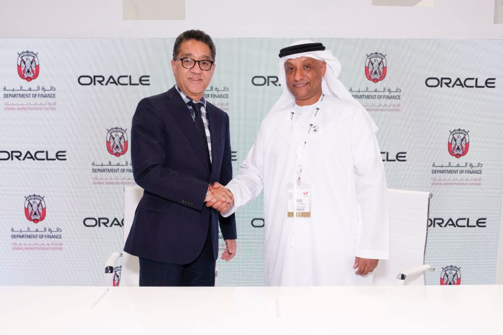 Abu Dhabi Told forbereder Next Gen Digital Ready arbejdsstyrke med Oracle Cloud-applikationer