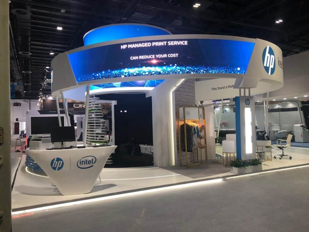 Keberlanjutan di Garis Depan Agenda HP di GITEX Technology Week 2019