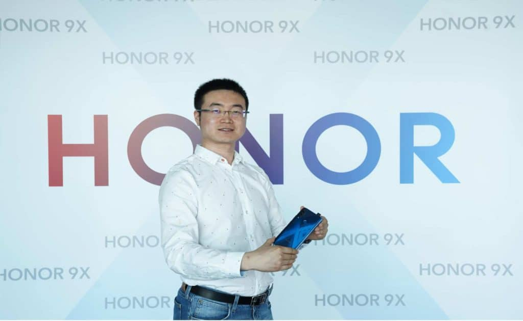 Honor Launches the 9X in the UAE