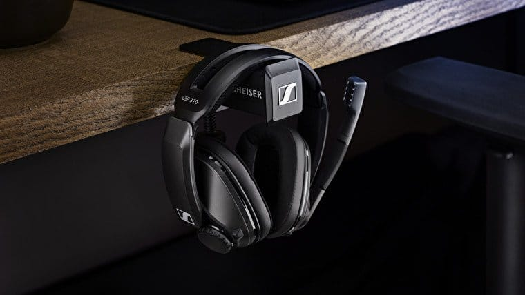 Sennheiser introduces the new GSP 370 Headset
