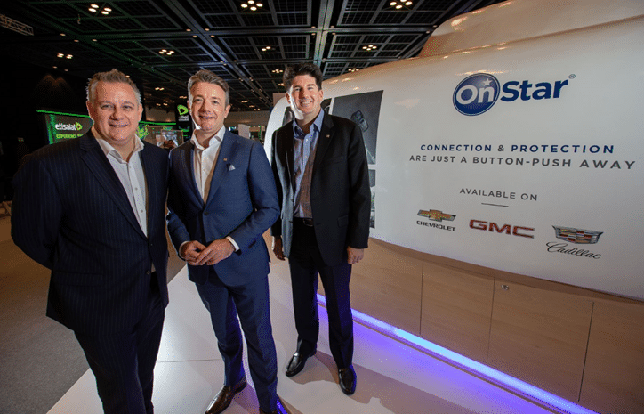 General Motors Pioneers In-Vehicle Safety and Security in the Middle East with OnStar