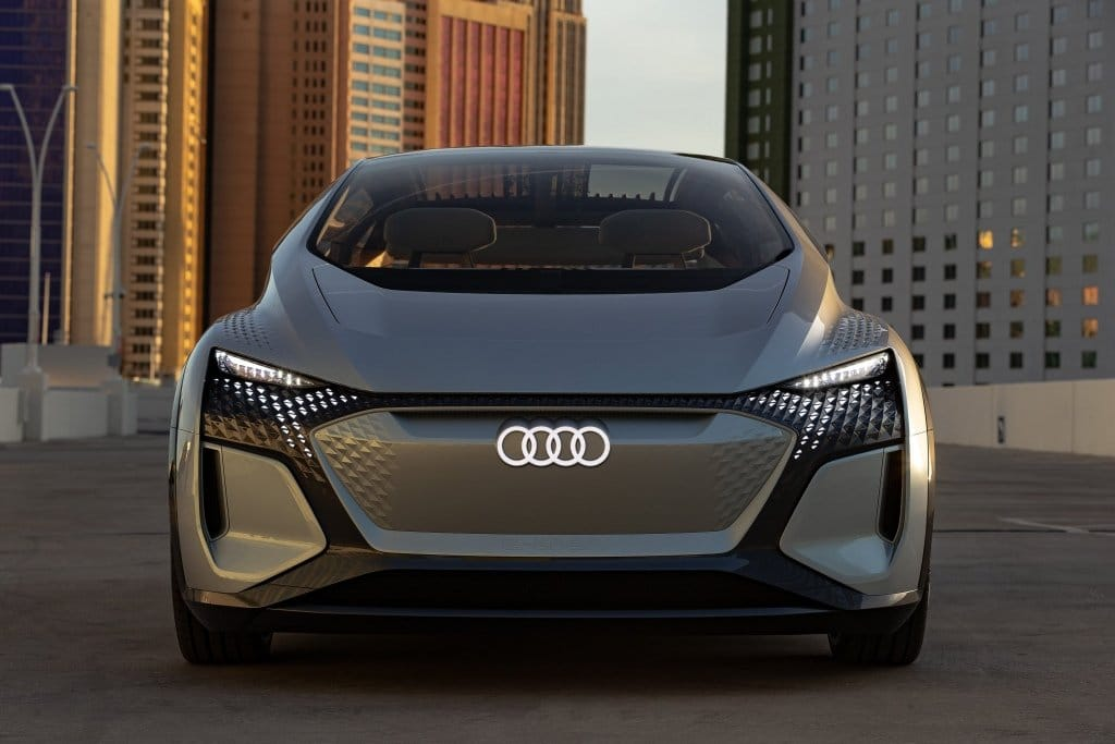 CES | Mobility goes smart and individual with Audi