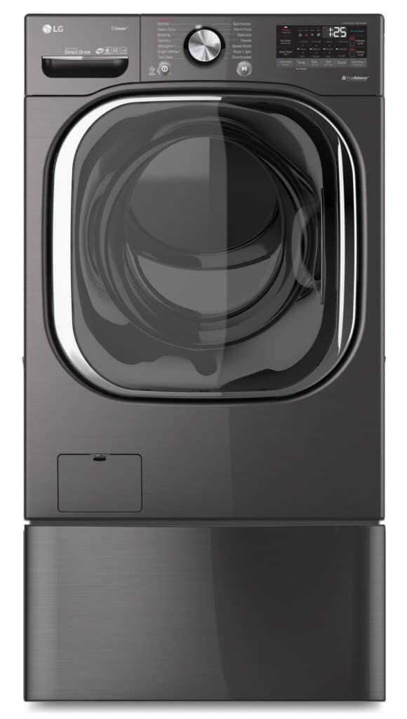CES | LG introducerer AI-Powered Washer