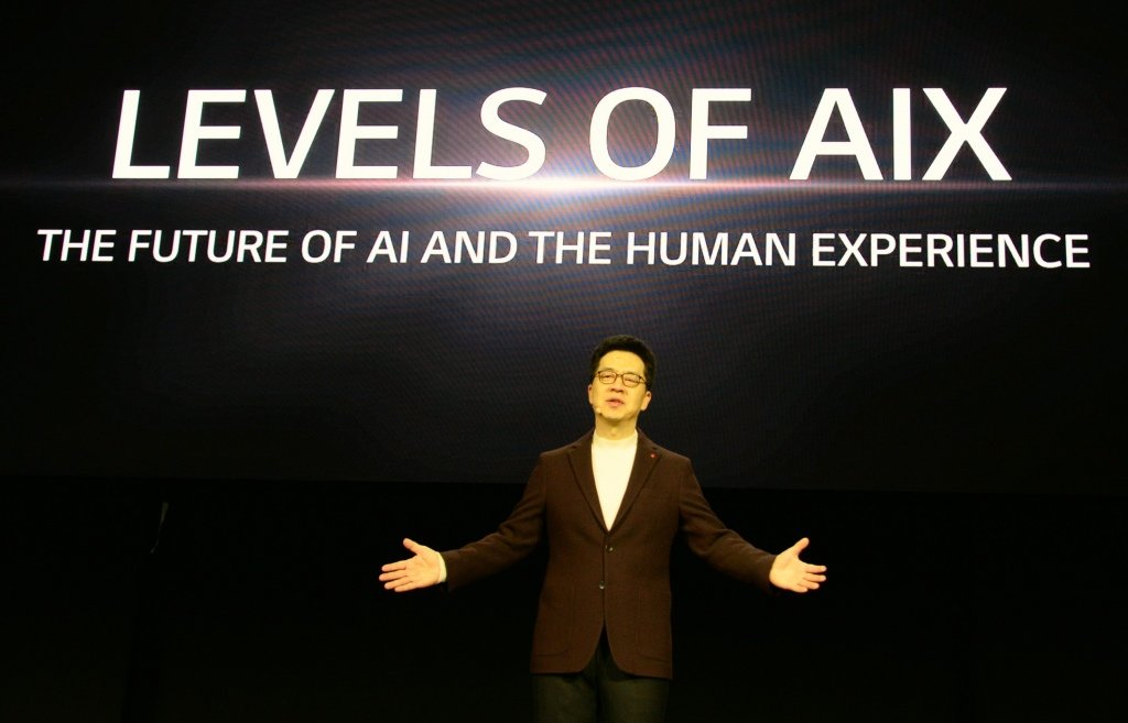 CES | LG UNVEILS NEW FRAMEWORK FOR ADVANCING AI TECHNOLOGY