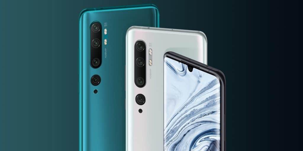 Xiaomi Meluncurkan Mi Note 10 baru