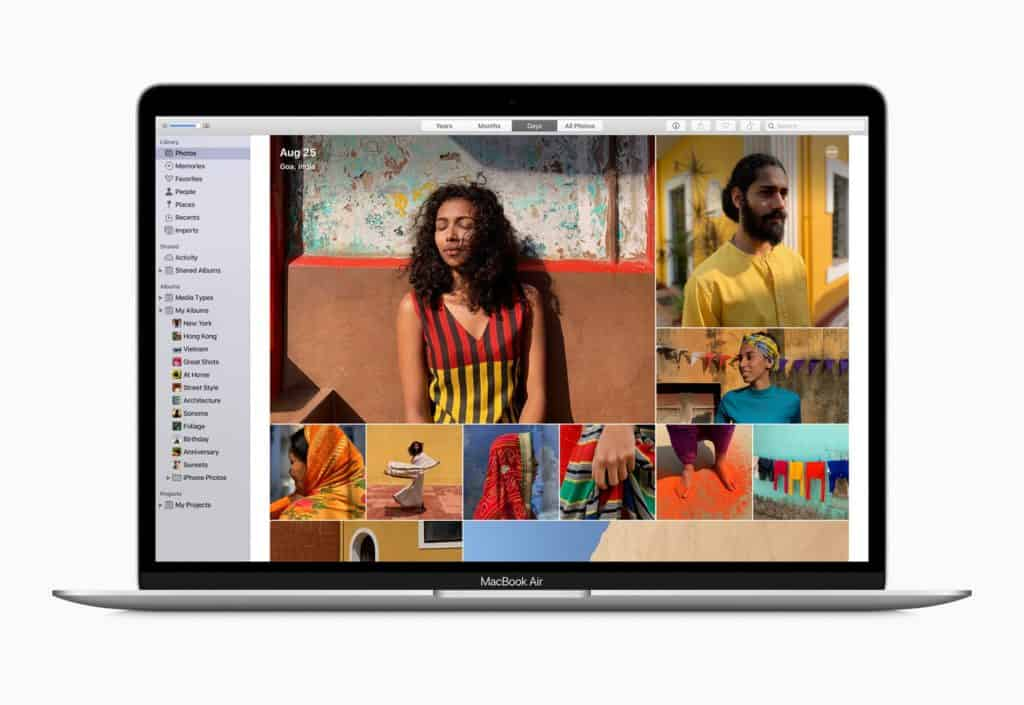 MacBook Air 2020 launches in UAE, Prices Starts from AED 4,199