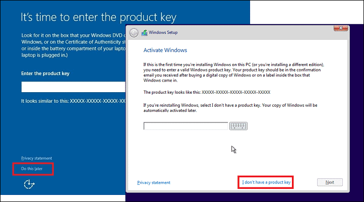 How to install Windows 10 on an SSD