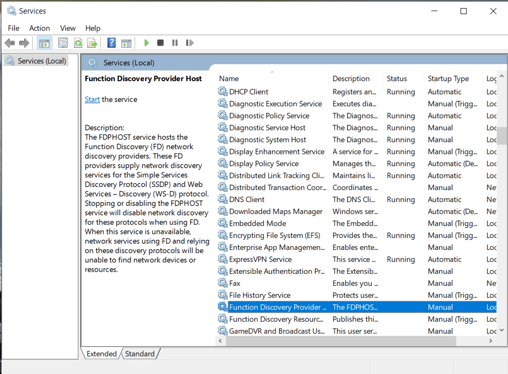 How to see other computers on your network in Windows 10