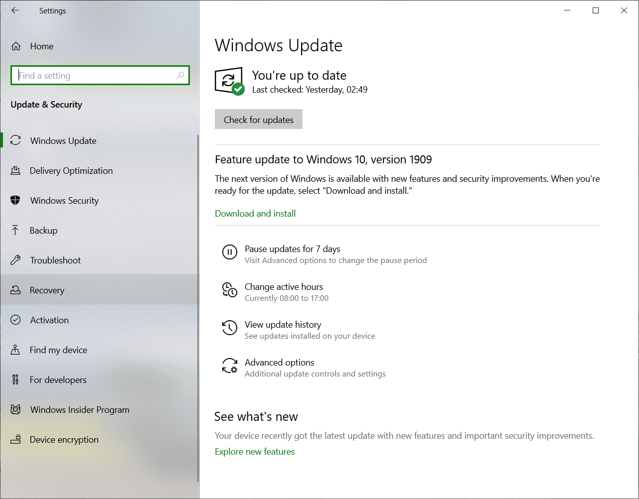 How to Rollback or Downgrade a Windows 10 Update