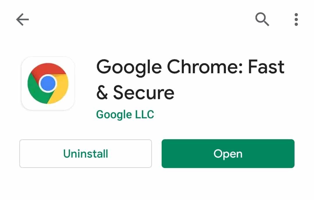 How to cast the Chrome browser from your Android Phone