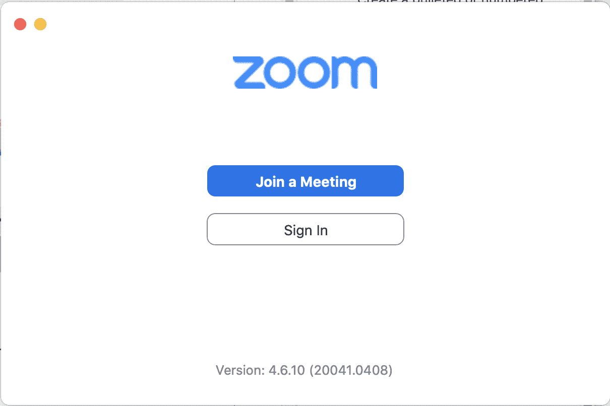How to set up a Zoom Conference